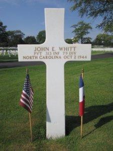 Pvt. John E. Whitt