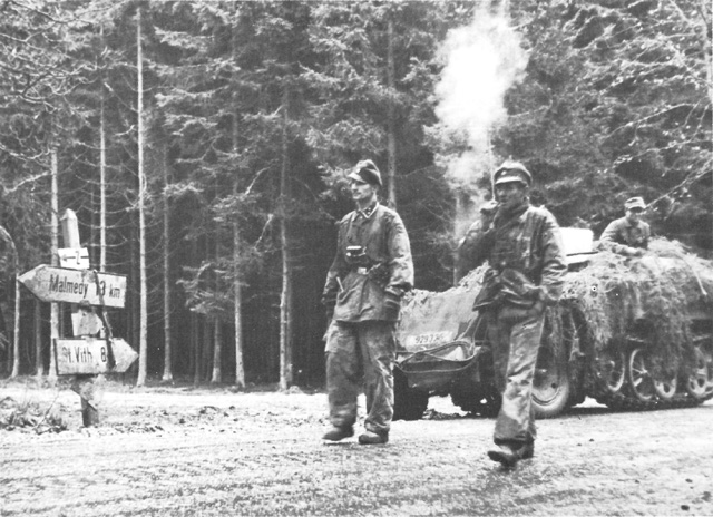 peiper-troops-march-to-malmedy