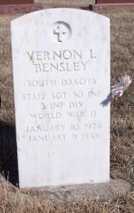bensley-gravestone