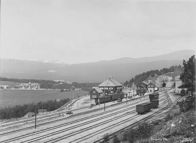 Dombås_Station