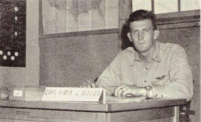 Gedeon at desk