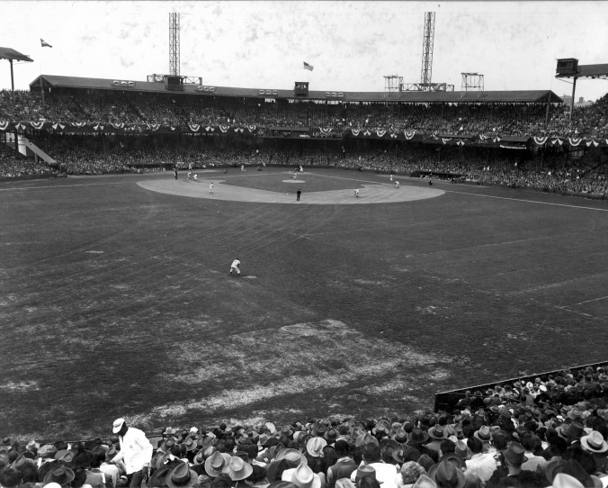 Griffith Stadium 1950s