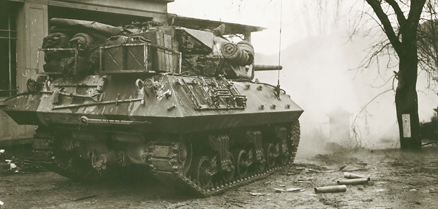 803rd Tank Destroyer Bn